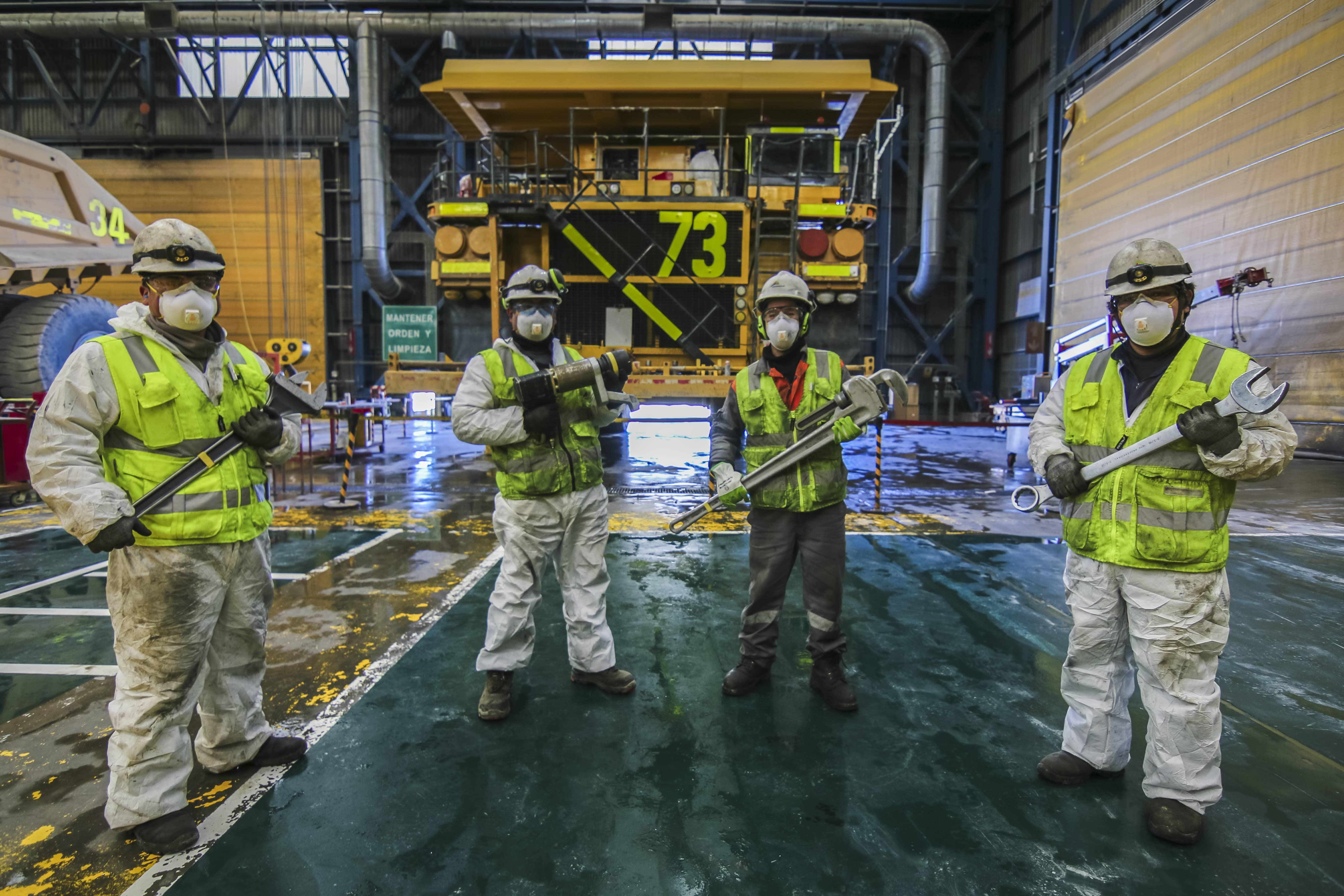 """Antapaccay es la primera minera en recibir certificación """"Great Place to Work"""""""