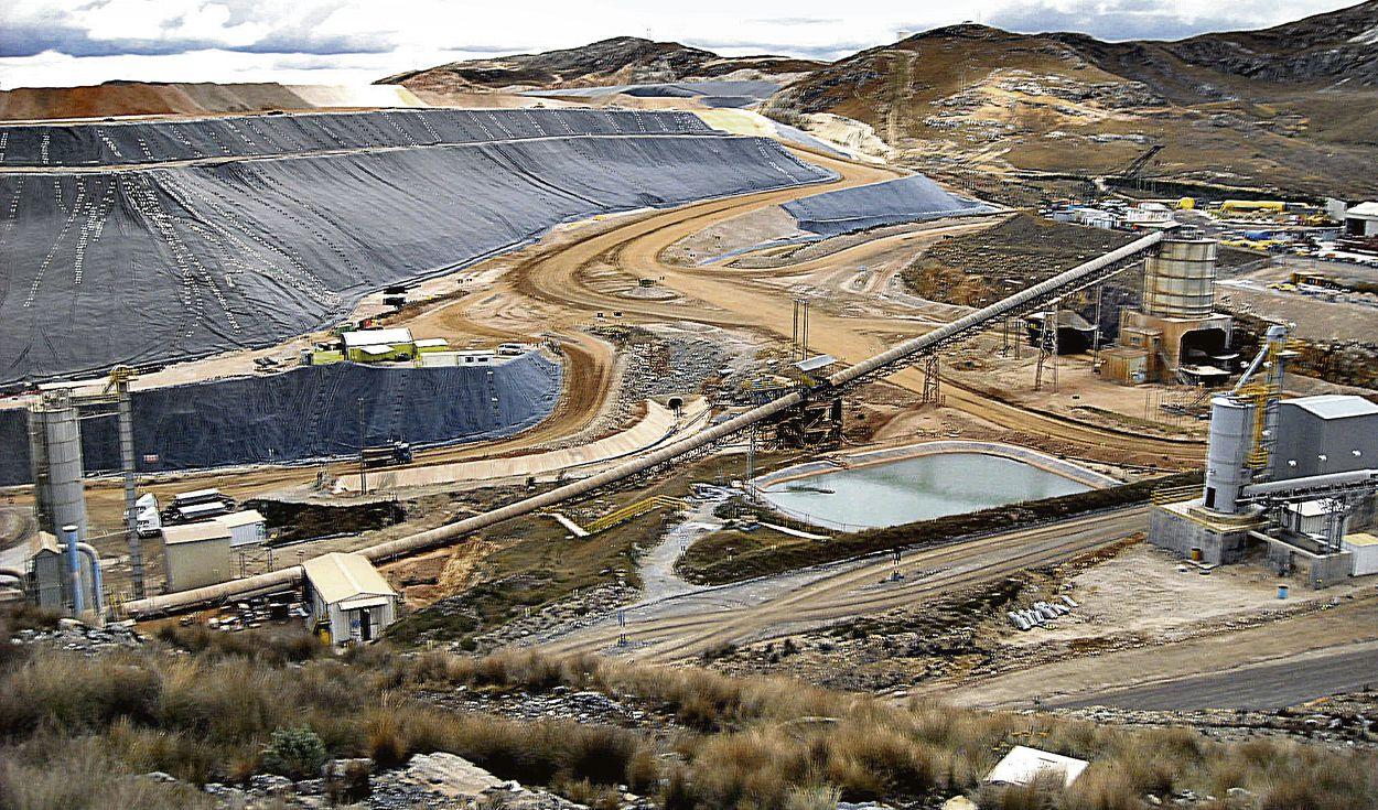 Antapaccay suspende construcción del proyecto Coroccohuayco