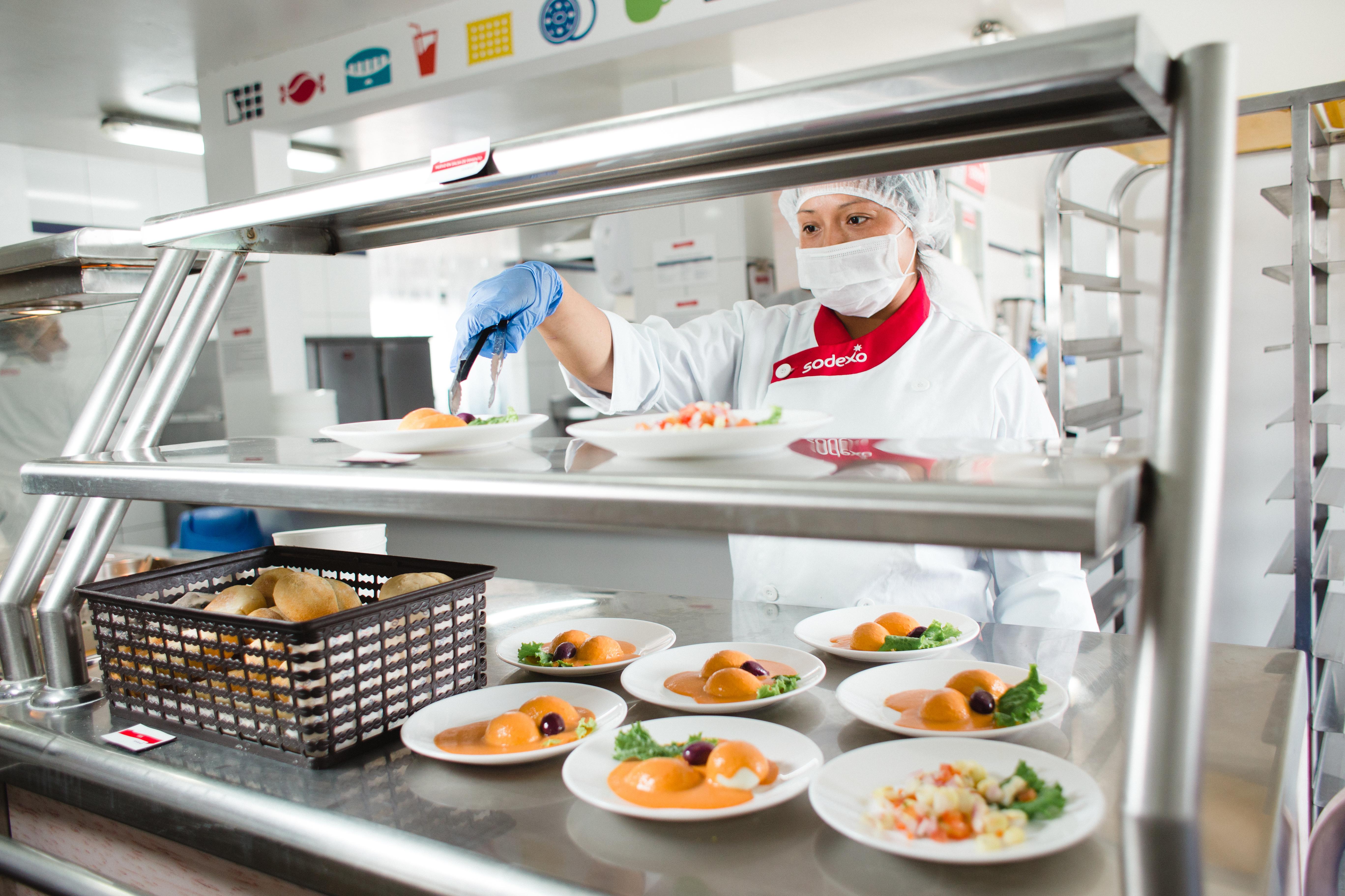 Sodexo mejora su oferta gastronómica para sector minero energético