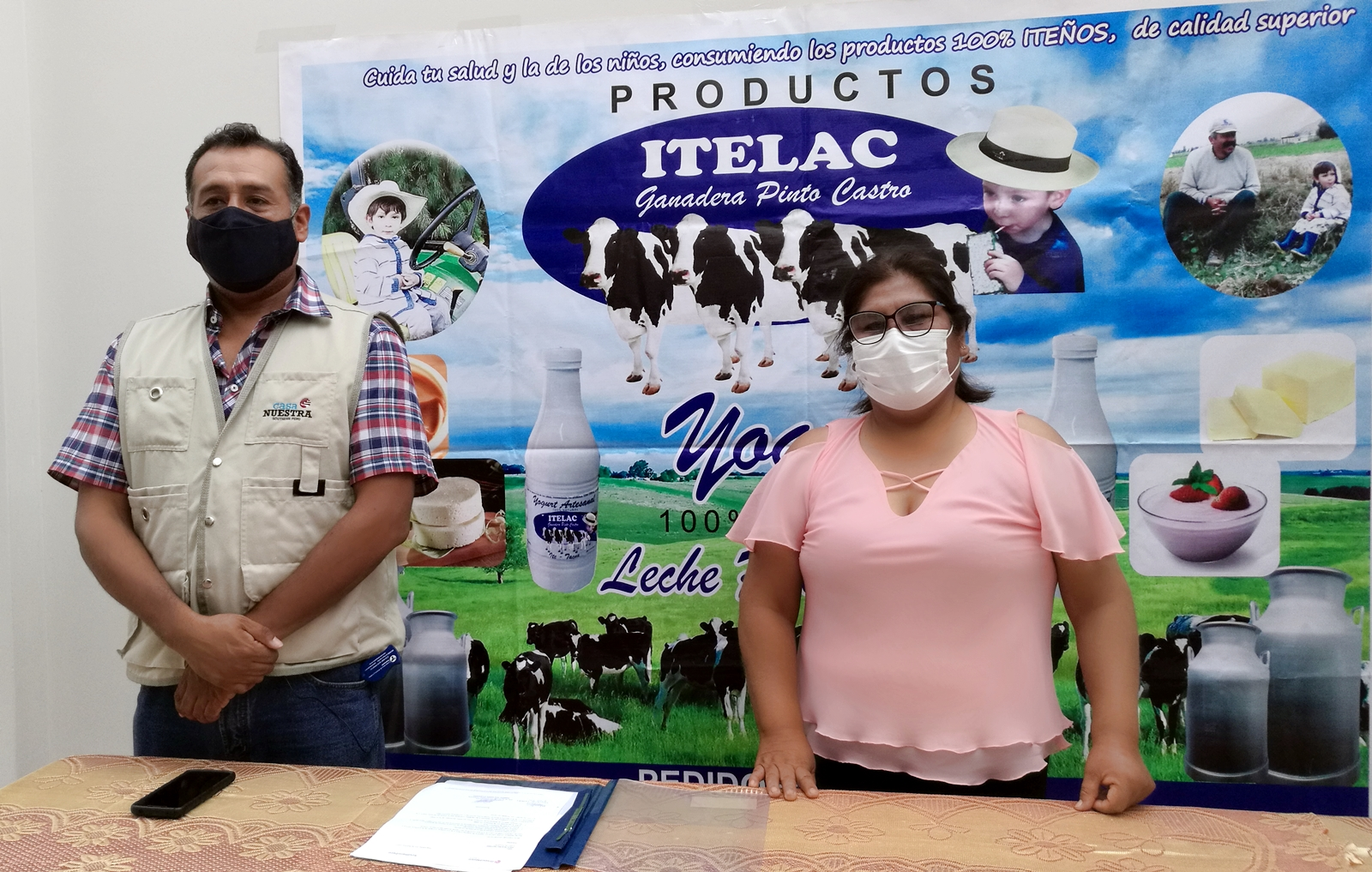 Southern Perú entrega capital semilla a emprendedores en Ite