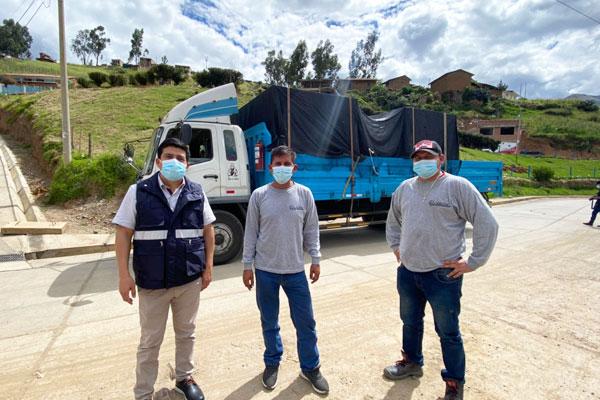 Antamina entrega tercera planta de oxígeno a región Áncash