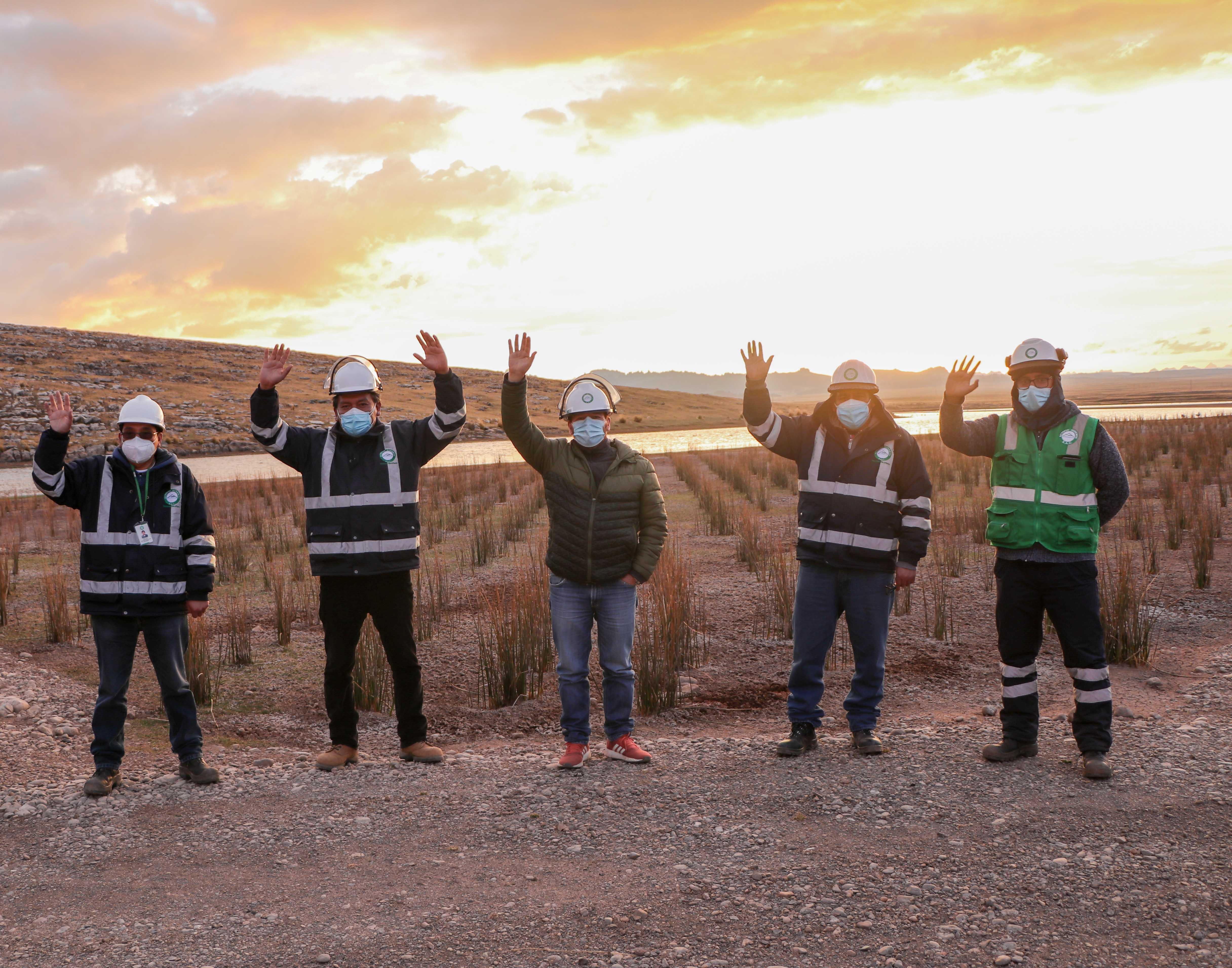 Activos Mineros lidera ranking de empresas públicas con mejor Sistema de Control Interno