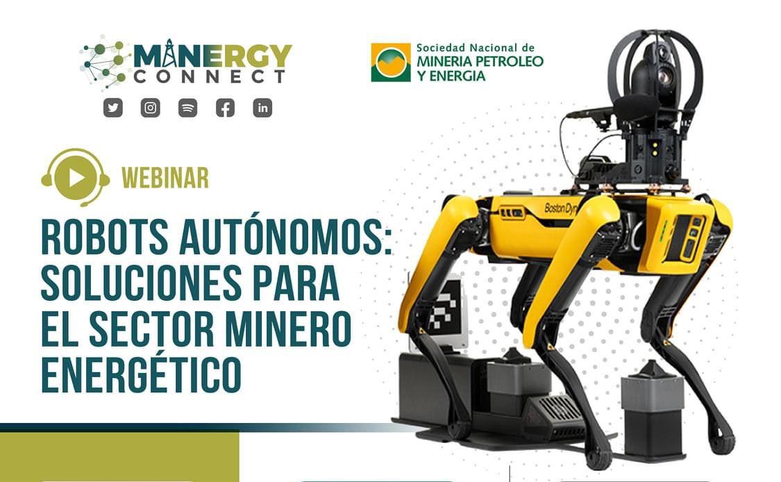 La robótica y su utilidad en la industria minero energética