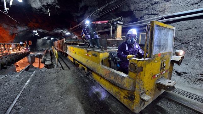Minería generó más de 207 mil empleos