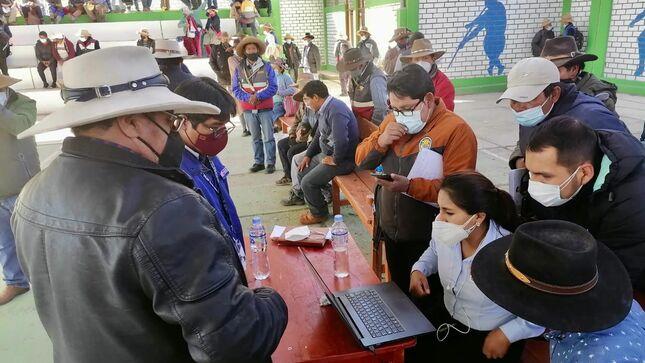 Comunidades en Cusco