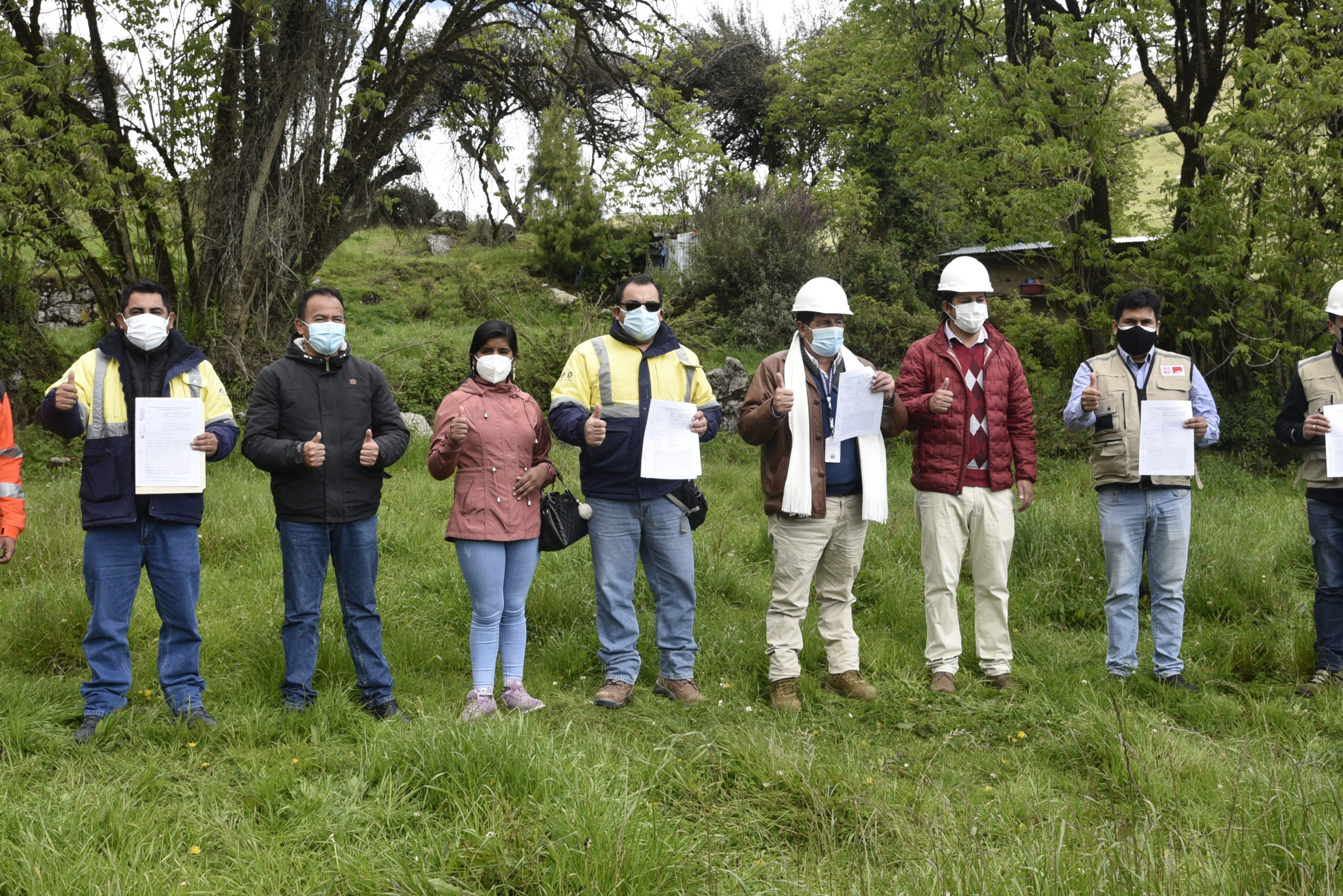 Gold Fields ejecutará proyecto hídrico en Hualgayoc