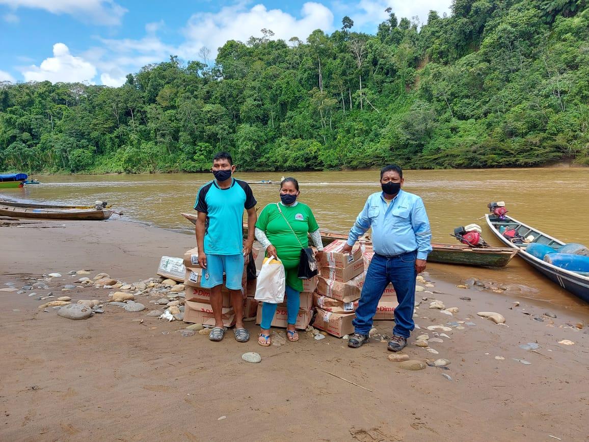 Camisea entrega kits escolares en comunidades nativas del Alto Urubamba
