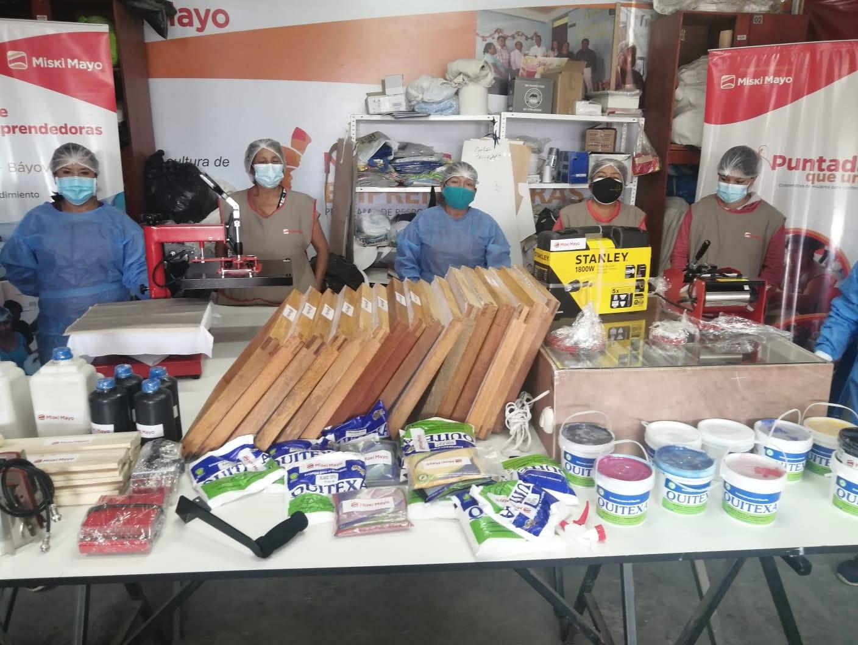 Miski Mayo apoya el emprendimiento a mujeres en Puerto Rico, Sechura