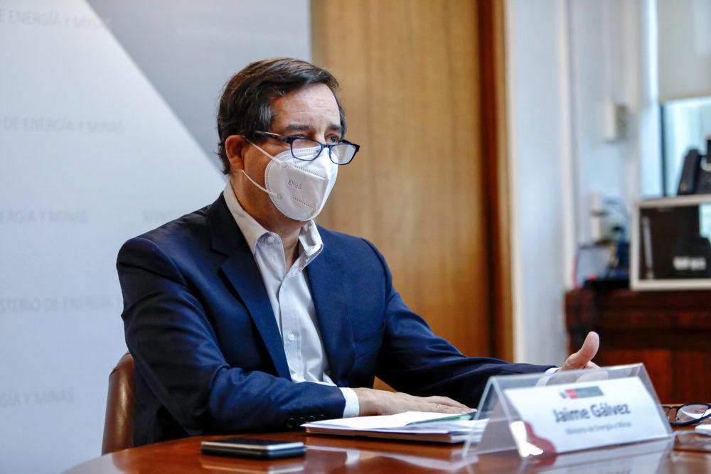 Entrevista con Jaime Gálvez, MINEM
